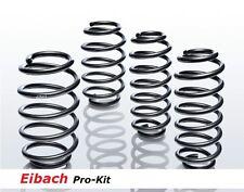 OPEL VECTRA C BERLINA Molle Assetto EIBACH Pro Kit