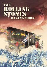 """The Rolling Stones-Havana Moon (New 3 x 12"""" vinyl LP, dvd)"""