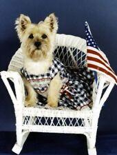 Pet Greeting Cards:Dog Patriotic Cairn Terrier