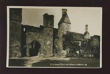 Derbyshire Derbys WINFIELD Manor entrance Gateway pre1919 RP PPC