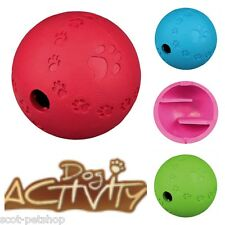 Dog Toy Dogs Treat Labyrinth Natural Rubber Ball