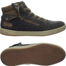 Redskins Minska men's high-top sneakers anthracite/brown casual shoes NEW