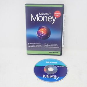 Microsoft Money | PC | Money Management Accounting Software | FREE P&P UK