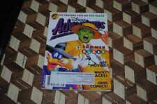 Disney Adventures Magazine Jim Carrey The Mask Darkwing Duck Cover 1994 Rare