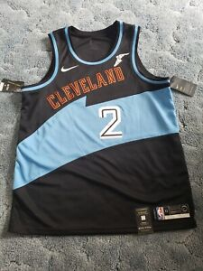Nike Cleveland Cavaliers 90s Hardwood Classics Collin Sexton Jersey Size XL 52