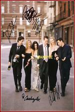 4x6 SIGNED AUTOGRAPH PHOTO REPRINT of Friends Cast #TP