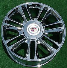 NEW Cadillac Escalade PLATINUM Chrome EXACT OEM Factory GM Style 22 WHEEL 5358