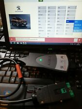 LEXIA 3 PP2000 Diagnostic Laptop and Interface for Citroen Peugeot DIAGBOX v9.68