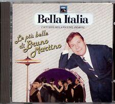 BRUNO MARTINO - LE PIU' BELLE DI BRUNO MARTINO  CD  1989  EMI ITALIANA