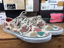 Supreme Vans Collab Duck Camo Vulcanized Canvas 12 2009 Pre Owned