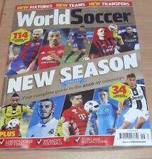 Football Monthly August Sports Magazines