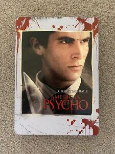 American Psycho DVD in Steel Tin Case