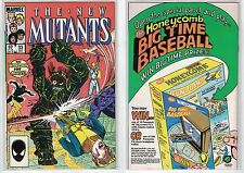The New Mutants #33 (Vol 1 Nov 1985) Chris Claremont & Steve Leialoha (NM+)
