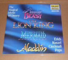 The Magical Music of Disney Poster Promo 24x24 Erich Kunzel Cinncinnati Pops