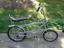 SCHWINN 1971 GREY GHOST KRATE Sting-ray Bicycle - Show Condition Stingray