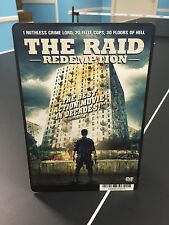 """Movie Backer Card """"The Raid Redemption"""" (Not the Movie) *Mini Poster*"""