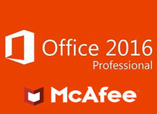 Add Office & Mcafee to your laptop