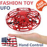 US 360° Mini Drone Smart UFO Aircraft for Kids Flying Toys RC Hand Control Gift@
