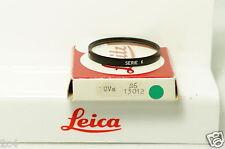 Leica Leitz UVa  Filter 13012 Serie 6   6063