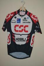 RETRO DESCENTE CSC NOBILI CYCLING JERSEY MENS SIZE 3
