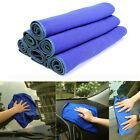 Microfiber Fiber Car Absorbent Kitchen Wash Cloth Auto Care Cleaning Blue Towels