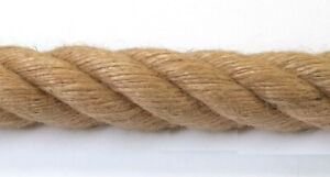 SALE! 10mm 100% natural rope for general use around the house and garden (mi)
