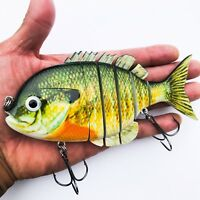 Big Large 6 inch 3 oz Blue Gill Swimbait Fishing Lure