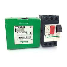 Motor Circuit Breaker GV2ME03 034299 Schneider 0.25-0.4A GV2-ME03