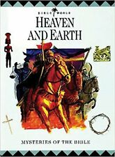 Heaven and Earth: Mysteries of the Bible (Bible World), Very Good, Hepper, Nigel