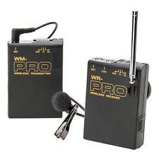 Pro GL2 WLM wireless lavalier mic for Canon XL H1 H1A H1AS XL1 XL1S XL2 mini DV