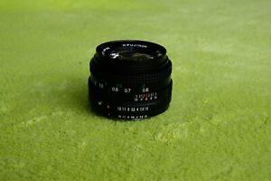 X Fujinon 1:1,6/50 mm