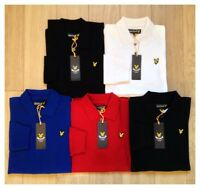 Lyle and Scott Long Sleeve Polo