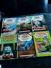 6 thomas the tank and friends hardback books