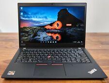 "Lenovo ThinkPad T495s 14"" Business Laptop AMD Ryzen 7 PRO, 16GB RAM, 256GB SSD"