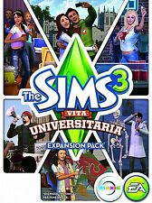 THE SIMS 3: VITA UNIVERSITARIA EXPANSION PACK - Origin chiave key ITALIANO - ROW