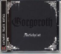 "Gorgoroth ""Antichrist"" 1996, CD jewel case + OBI"