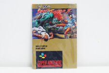 Super Nintendo Snes - Street Fighter 2 II (FAH - Français) NOTICE