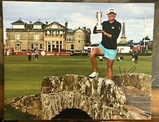 Stacy Lewis Autographed LPGA Golf Signed 11x14 Photo