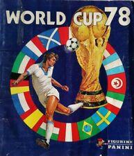 PANINI Argentina 78 (1978) ORIGINAL World Cup Sticker ALBUM *100% COMPLETE**
