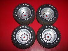 IMEX STEP DAWG Tires on Pluto Wheels