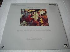 AUTUMN PORTRAIT  / Music of Windham Hill  Europe Laserdisc Pal version