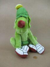 "Vintage 1997 Looney Tunes Marvin Martian K-9 Dog Stuffed Animal Plush 11"" Tall"