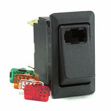 Cole Hersee OFF-ON Rocker Switch Illuminated 58328-100BP High Quality 12V 25A