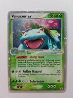 Venusaur 112/112 ex Rare Holo Fire Red Leaf Green Pokemon Card