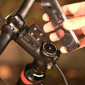 Oxford CLIQR Universal Motorcycle Bike Handlebar/Stem Mount OX840