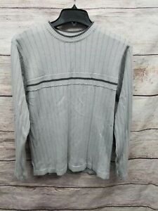 Anchor Blue RN -50811 Boy's Grayish-Brown Sweater L/S Size Small
