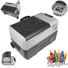 New listing 12V Portable Compact 30L Mini Car Freezer Refrigerator Compressor Fridge Camping