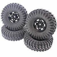 X4 AXIAL SCX10 Deadbolt Crawler Maxxis Trepador 1.9 Walker Evans Wheels 12mm hex