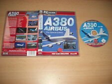 A380 AIRBUS THE SPECIAL EDITION Pc Cd Rom nm Add-On Flight Simulator Sim 2004 X