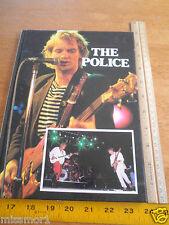 The Police Sting Hc book 1984 James Milton Gallery Books Htf